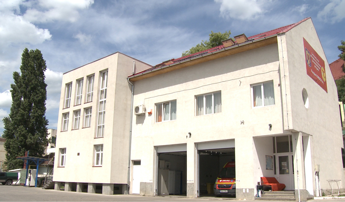 Centrul de Formare şi Pregătire în Descarcerare şi Asistenţă Medicală de Urgenţă