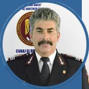 ADJUNCT Colonel - ȚUCRA-BRANGA DAN-VALERIU