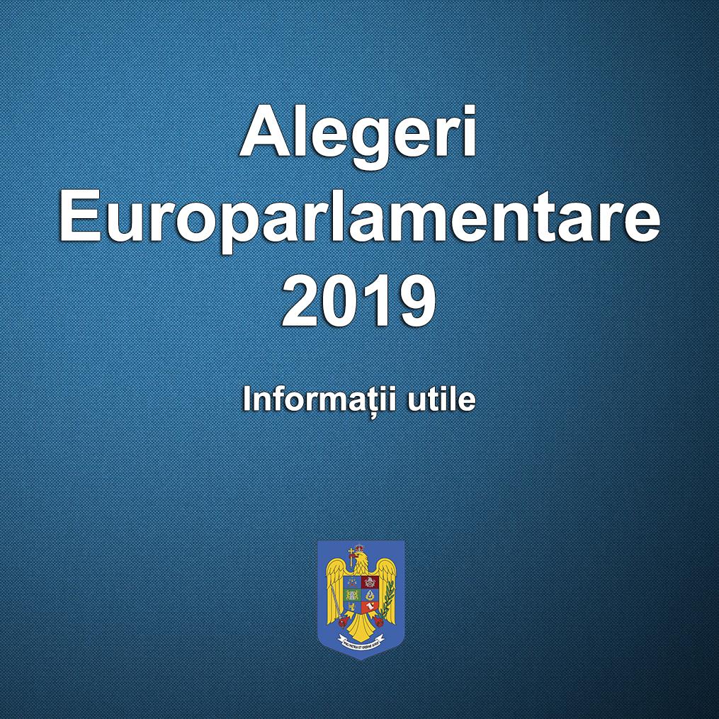 EUROPARLAMENTARE 2019