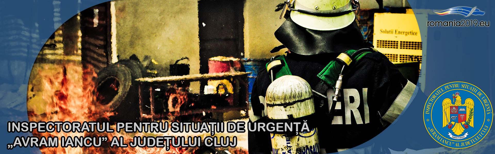 Inspectoratul pentru Situatii de Urgenta Cluj